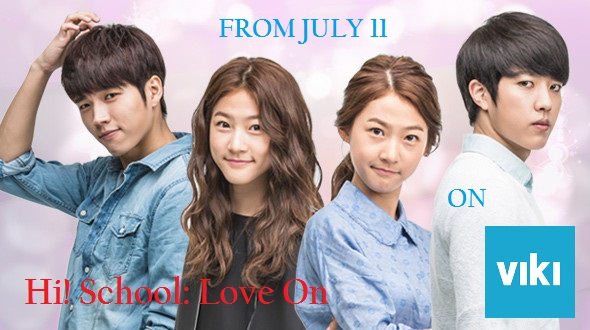 Hi! School Love On Viki banner