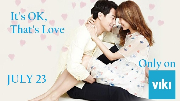 It's Okay That's Love Viki Banner