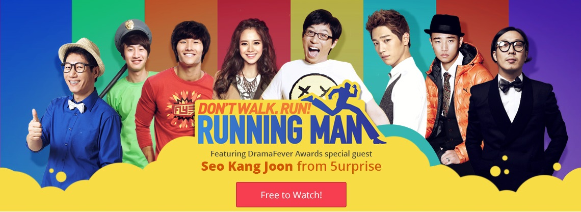 Running Man special 5urprise